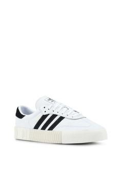 9aad96d42 adidas adidas originals sambarose w sneakers HK  899.00. Sizes 4 5 6 7 8