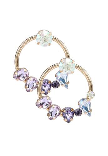 ALDO purple Etorith Earrings FBCAFAC92F5EE2GS_1