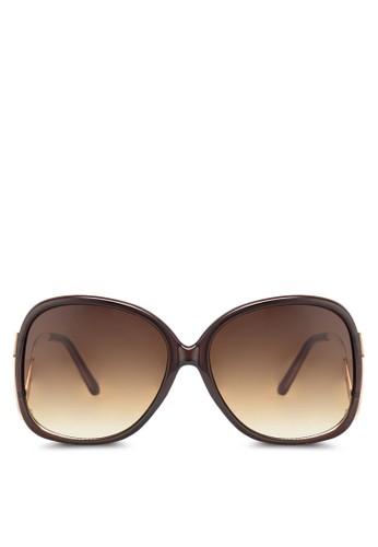 Gesprit outlet hkRACE 大框太陽眼鏡, 飾品配件, 飾品配件
