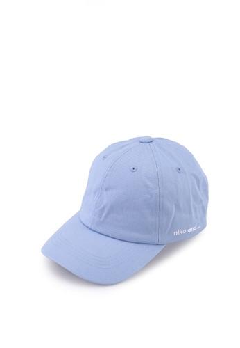 niko and ... blue Casual Cap 23605AC40B8F7DGS_1