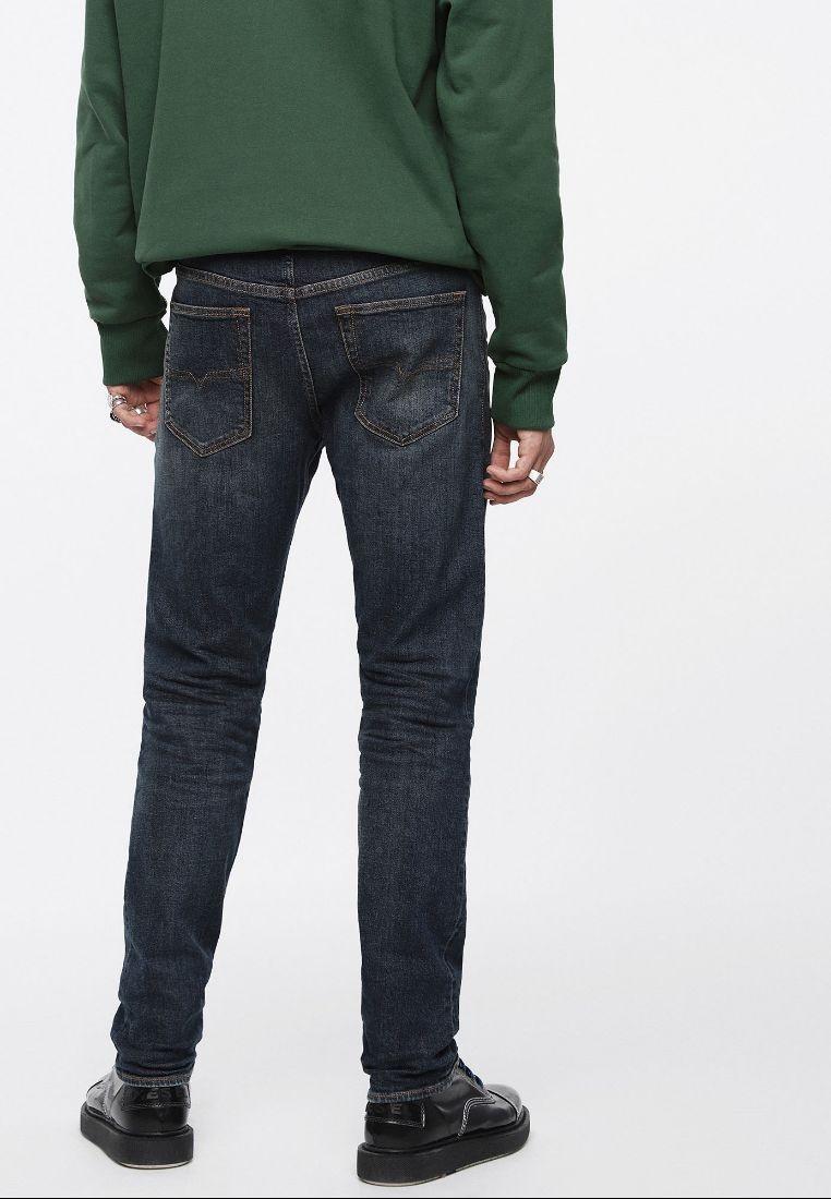 Dark R Jeans Buster Diesel Slim Denim Tapered qfR8xaB
