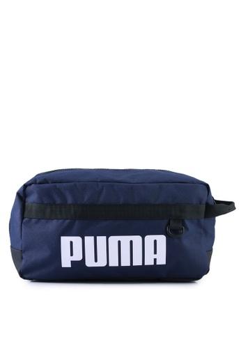PUMA navy Puma Challenger Shoe Bag 21094ACF295F49GS_1
