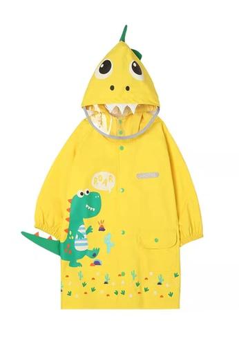 Twenty Eight Shoes yellow VANSA  Stylish Cartoon Raincoat VCK-R19327 3570EKA3516071GS_1