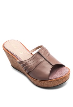 Alani Wedge Slides