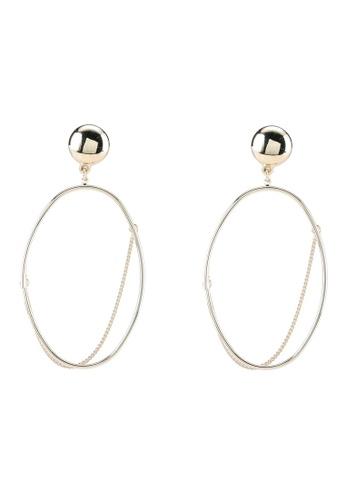 Wander Co Gold Aura Hoop Circle Earrings Wa415ac0sag9my 1