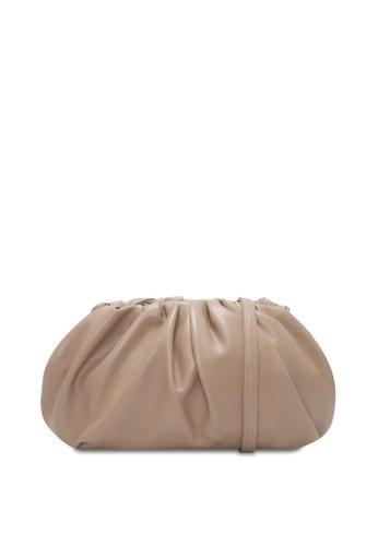 VINCCI brown Shoulder Bag DDA6AACADE83E9GS_1