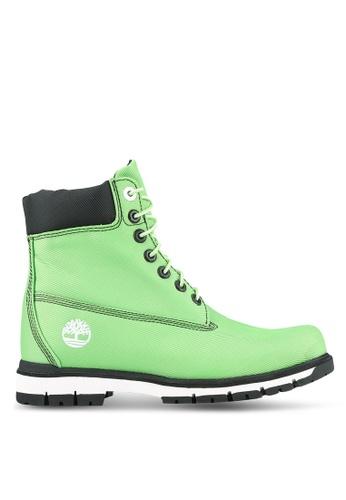 Timberland green Radford Canvas Boots TI063SH0RR45MY_1