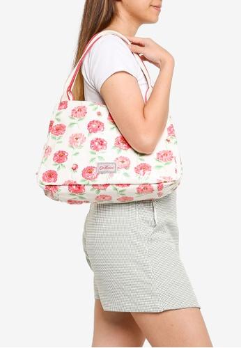 Cath Kidston white Dahlia The New Day Bag 95F05ACF61BA48GS_1
