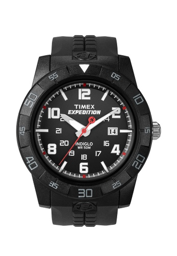 TIMEX black Timex Expedition® Rugged Core Analog - T49831 TI205AC0RDJLMY_1