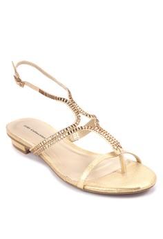 Lari Flat Sandals
