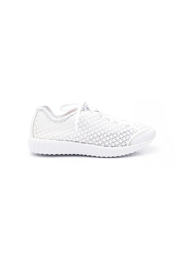 Elisa Litz white Stellie Sneakers (White) 9757ASH56787E7GS_1