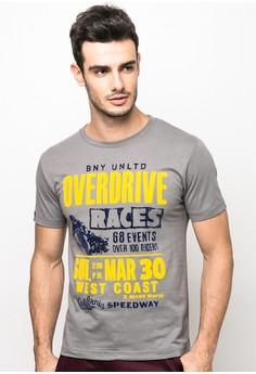 Unltd Round Neck Shirt