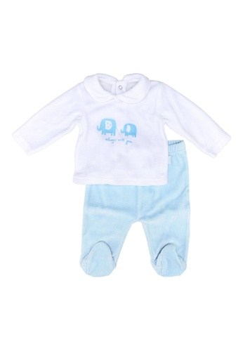 Babybol blue Baby 2 Pieces Set ED6C3KA905E884GS_1