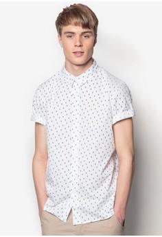 Printed Cacti Shirt