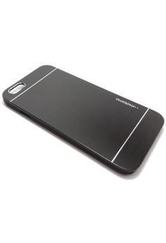 OEM iPhone 6 Plus Ultra Sleek Metal Case (Black)
