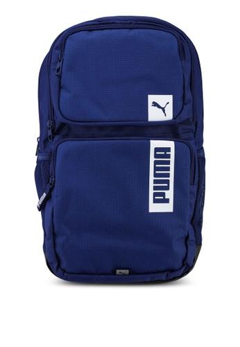 PUMA blue Deck Backpack II 16FA3AC2578C39GS_1