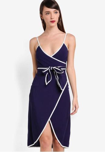 Winslow Wrap Dress