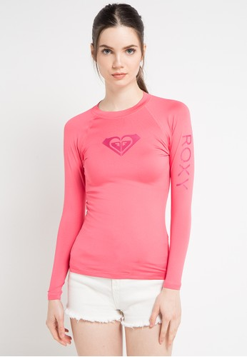 Roxy red Whole Hearted Ls DCBB2USA3B5007GS_1