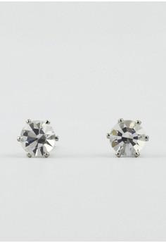 Lucky Birthstone Earrings- April
