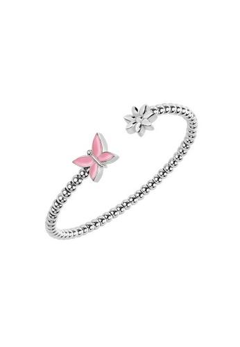 Morellato silver Enjoy Bracelet SAJE20 Steel Enamel D64C5AC9D6174BGS_1