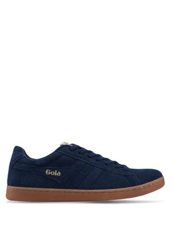 Gola multi Equipe Suede Sneakers F6686SH2584861GS_1