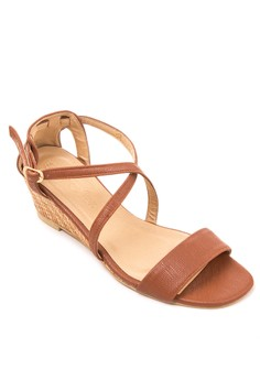 Halina Wedge Sandals