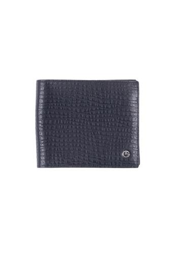 Goldlion Embossed Leather Wallet GO578AC0FTW7SG_1