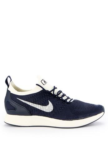 Nike navy Nike Air Zoom Mariah Flyknit Racer '18 Running Shoes C01F5SHE29FF6CGS_1