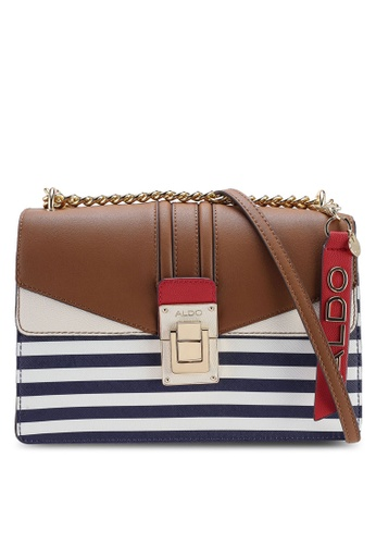 f44c27cb3b ALDO multi and navy Bisegna Crossbody Bag 2960CAC16864DCGS 1