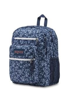5e514c9da95 10% OFF Jansport Jansport Big Student Navy Field Floral Backpack - 34L RM  253.00 NOW RM 227.70 Sizes One Size