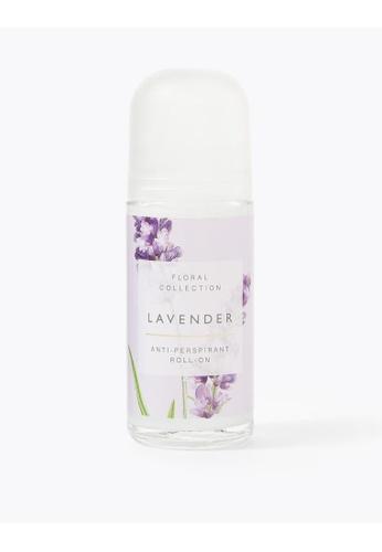 MARKS & SPENCER M&S Lavender Roll on Deodorant 50ml 544E6BEAA4AC3CGS_1