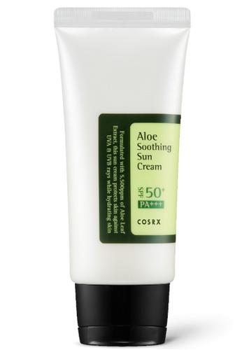 Cosrx Cosrx Aloe Soothing Sun Cream SPF50 PA+++ - 50ml 8773DBE4F9E78CGS_1