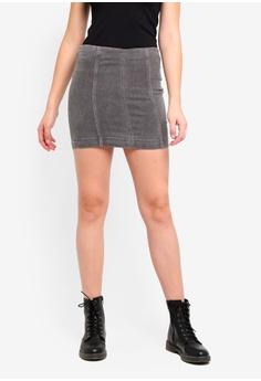 51edbd5e5b40 ... Jumpsuit RM 753.80 NOW RM 263.90 Sizes 4 · Free People grey Skirt  Modern Femme Denim Mini D8CF8AAE0DAA11GS 1 80% OFF Free People ...