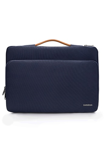 tomtoc blue 15-15.6 Inch tomtoc 360° Protective Laptop Carrying Case D2822AC109AA1CGS_1