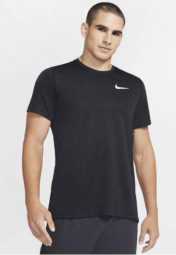 Nike black Men's DF Superset Top 6BD32AAC536830GS_1