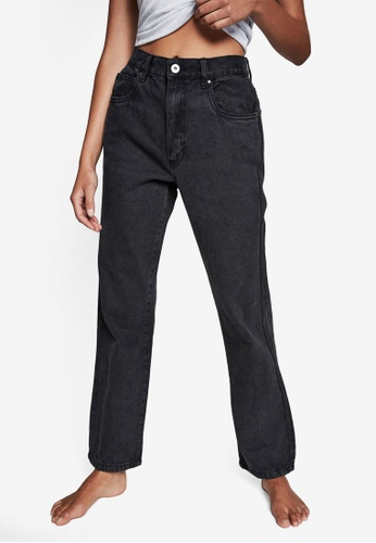 Cotton On black Dad Jeans F5941AA15148A1GS_1