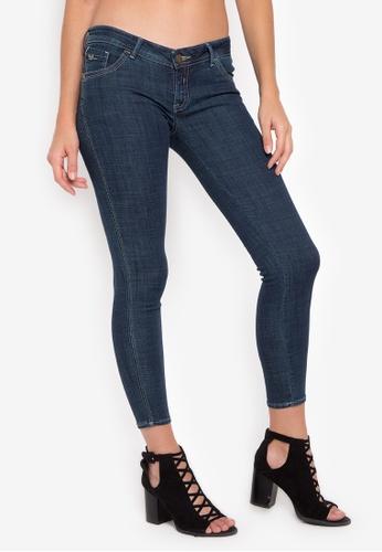 Wrangler blue Cool Vintage Jeans WR067AA25EDUPH_1