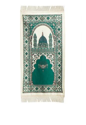 SHALIMAR green Shalimar Sejadah Arabia Turkey Smaller Size SH713AA62ARTID_1