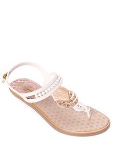 Tribal Sandals Fem Sandals
