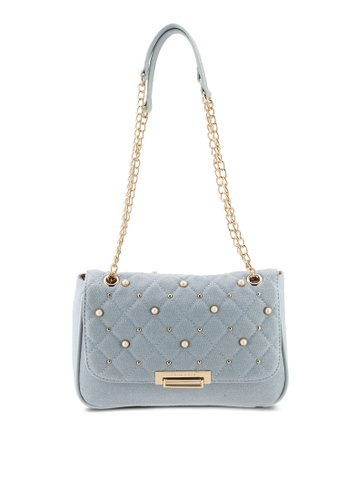 Buy Marie Claire Small Pearl Sling Bag