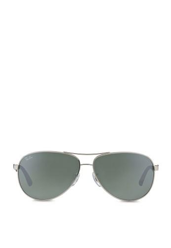 RB8313 偏光太陽眼鏡, 飾zalora 心得品配件, 飛行員框