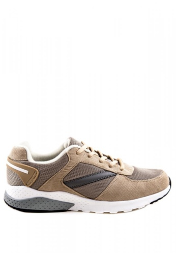 Otto beige Mesh Trainers 29770SH19699FBGS_1
