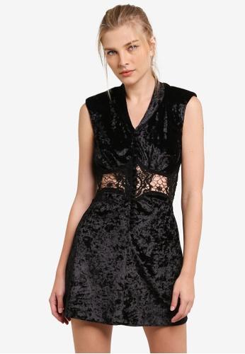 JARLO LONDON black Rita Dress JA676AA0S4ZVMY_1