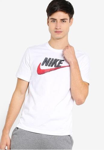 half off 87f0f 6df10 Nike white Nike Sportswear Top BE518AAEEAAC7BGS 1