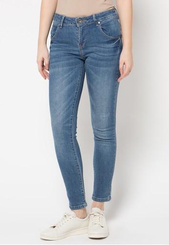 DocDenim blue Ladies Jeans Nikita Super Slim Fit DO336AA99LQYID_1