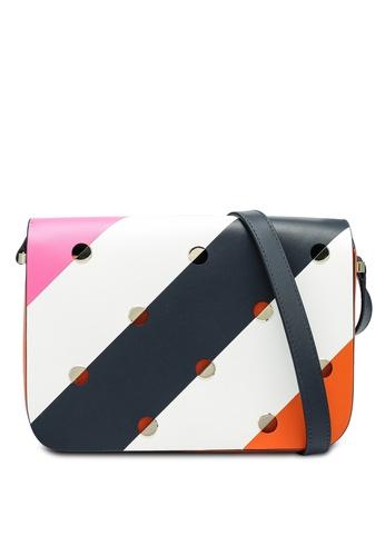 kate spade new york multi Medium Flap Shoulder Bag (cv) E8022AC5F213FEGS_1