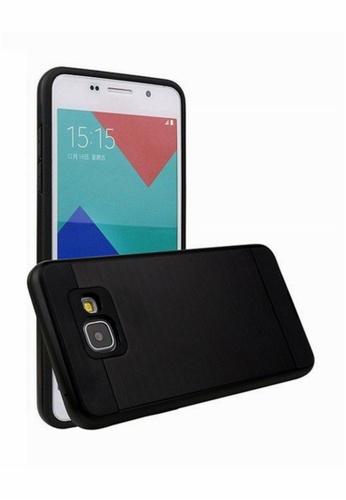 MobileHub black V-Series Extreme Protection Case for Samsung Galaxy A5 2016 (A510) MO220AC33ZDIPH_1