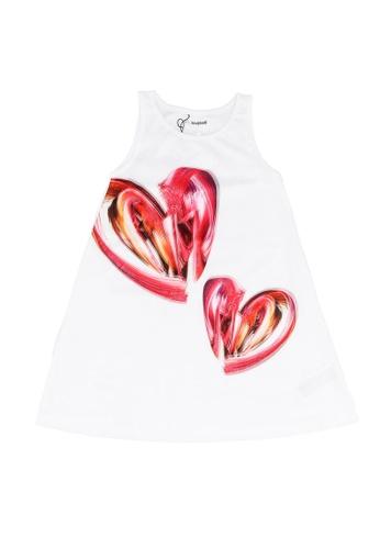 Desigual white Sleeveless Dress 54873KAD7BD3CEGS_1