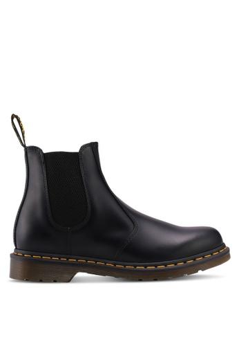 Dr. Martens black Icons Originals 2976 Ys Chelsea Boots DR086SH0SX5YMY_1