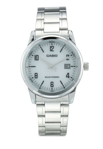 Casio silver Casio Watch MTP-VS01D-7BDF 32434ACD1BB51DGS_1